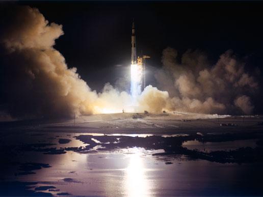 Launch of Apollo